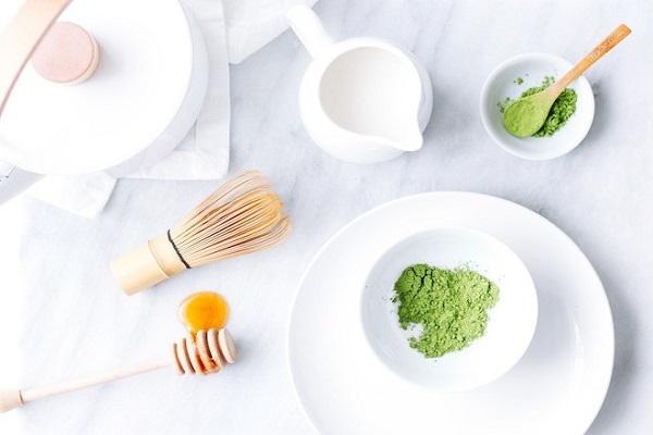 Cách tắm trắng da mặt toàn thân an toàn hiệu quả tại nhà bằng trà xanh + sữa chua + Oliu