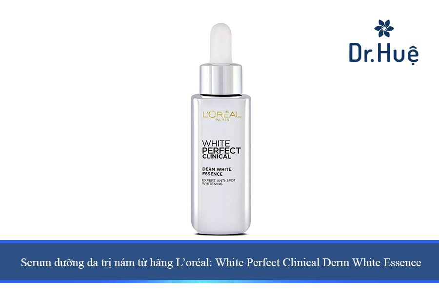 Serum dưỡng da  L'oréal White Perfect Clinical Derm White Essence