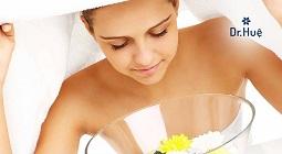 Xông mặt có tác dụng gì - có nên xông hơi da mặt thường xuyên không