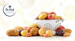 Đắp mặt nạ khoai tây sống có tác dụng gì với da mặt và cách làm