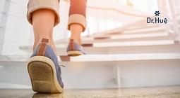 [Giải đáp] Đi cầu thang bộ có làm to bắp chân không