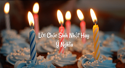 [Top] Những lời chúc mừng sinh nhật bá đạo hay nhất dành cho bạn thân