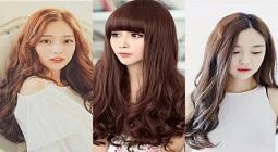 [Top99] Những kiểu tóc phù hợp với khuôn mặt dài và nhỏ đẹp nhất