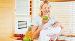 Phụ nữ sau sinh mổ nên ăn hoa quả trái cây gì