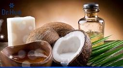Cách trị nám da bằng dầu dừa đơn giản dễ làm tại nhà