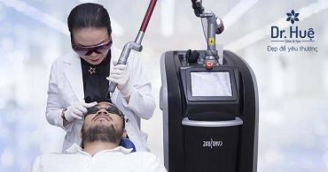 Chăm sóc da mặt, toàn thân uy tín tốt nhất Dr. Huệ Clinic & Spa
