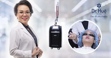 Điều trị nám tàn nhang chuyên sâu hiệu quả tốt nhất Dr. Huệ Clinic & Spa